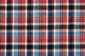 Squared textile texture for background Stock Images