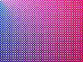Squares – red blue pink violet Royalty Free Stock Photo