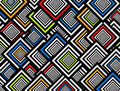Squares background Royalty Free Stock Image
