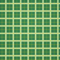 Squares background - green Royalty Free Stock Image