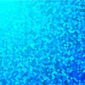Squares blue technology pattern
