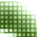 Squares geometrical background green abstract Royalty Free Stock Photos