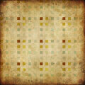 Squares mosaic grunge texture Royalty Free Stock Photo