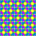 Squares rectangles seamless background Royalty Free Stock Photo