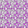 Squares tiles seamless background