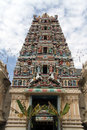 Sri mahamariamman temple the is the oldest and richest hindu in kuala lumpur Royalty Free Stock Photography