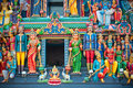 Sri Mariamman Temple, Singapore's Hindu temple Royalty Free Stock Photos