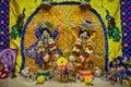 Sri Sri Nitay-Gauracandra deities