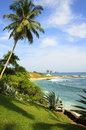 Srilanka eva lanka hotel indian ocean tangalle beach asia Stock Photography