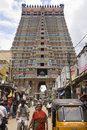 Srirangam - Tamil Nadu - India Stock Images