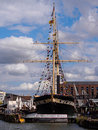 Ss great britain a transatlantic passenger steamship designed by isambard kingdom brunel and now an award winning visitor Stock Photo