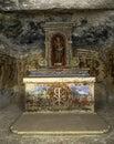 St. Agatha`s Catacombs,Malta