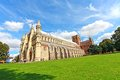 St Albans Cathedral, England, UK Royalty Free Stock Photo