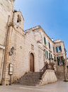 St. Andrea Church. Trani. Apulia. Royalty Free Stock Photos
