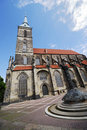 St. Andreas church Royalty Free Stock Photo