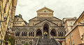 St Andrew Cathedral, Amalfi, Italy Royalty Free Stock Photo