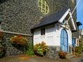 St Andrew's Church, Saint Peter Port Royalty Free Stock Photo