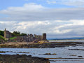 St andrews castle scotland united kingdom Stock Photography