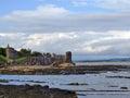 St andrews castle scotland united kingdom Stock Photography