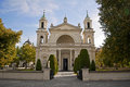 St anne s church wilanow palace at the in warsaw poland Stock Image