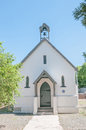 St annes anglican church hanover south africa the historic in the northern cape province Royalty Free Stock Images