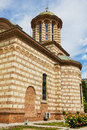 St anton church bucharest old court church biserica curtea veche located in the center of near the remains of the princely the Royalty Free Stock Photo