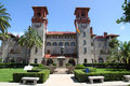 St augustine city hall saint and lightner museum florida usa Stock Photo