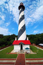 St Augustine Lighthouse Royalty Free Stock Photo