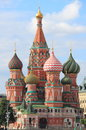 St basil cathedral in moscow russia Stock Photo