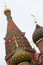 St basil cathedral, moscow, russia Royalty Free Stock Photo