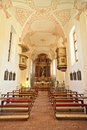 St. Batholomew's church architecture Stock Photos