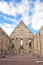 St brigitta monastery tallinn september on september in tallinn estonia established in as an order of brigittine monks and nuns it Stock Image