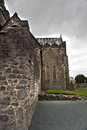St canices cathedral and round tower in kilkenny september canice s ireland Stock Photos