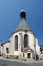 St. Catherine church in Banska Stiavnica, Slovakia