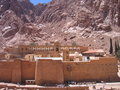 St. Catherine's monastery Stock Images