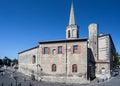 St charles private school arles provence francia Foto de archivo libre de regalías