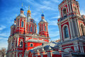 St Clement's Church, Moscow Royalty Free Stock Photo