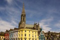 St colman s neo gothic cathedral in cobh south ireland Stock Photography