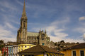 St colman s neo gothic cathedral in cobh south ireland europa Stock Photo