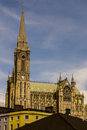 St colman s neo gothic cathedral in cobh south ireland europa Royalty Free Stock Photo