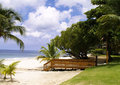 St Croix Beach Royalty Free Stock Photo