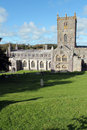 St Davids Cathedral Stock Photos