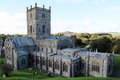 St Davids Cathedral Royalty Free Stock Image