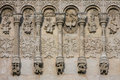 St. Demetrius' Cathedral details Royalty Free Stock Photography