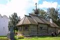 St. Dmitry Solunsky Church in Staraya Ladoga in Russia