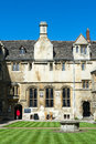 St Edmund's college, Oxford Royalty Free Stock Photos