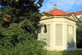 St elias chapel in prague czech republic Royalty Free Stock Image