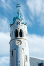 St. Elisabeth Church in Bratislava Royalty Free Stock Images