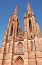 St. Elisabeth's Church (Marburg) Stock Photography