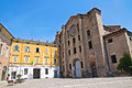 St. Francesco al Prato church. Parma. Emilia-Romagna. Italy. Royalty Free Stock Photo